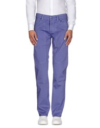 Jeckerson Trousers Casual Trousers Men Lilac