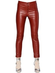 Etoile Isabel Marant Faux Leather Pants