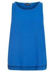 Dorothy Perkins Built Up Camisole Blue
