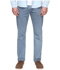 Ag Adriano Goldschmied Graduate Tailored Leg Sud Pants In Sulfur Copen Blue Sulfur Copen Blue Men's Casual Pants