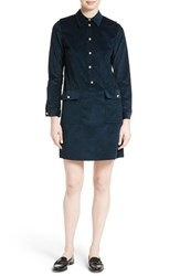 A.P.C. Women's Agnes Corduroy Dress