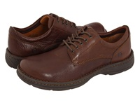 Born Hutchins Ii Mahogany Leather Men's Lace Up Casual Shoes