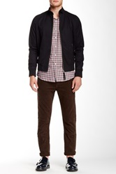 The Kooples Corduroy Biker Pant Multi