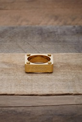 Forever 21 Vitaly Amici Ring Gold