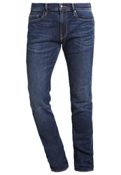 Frame Denim Slim Fit Jeans Joshua Tree Josh Blue Denim