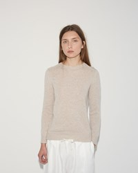 Sofie D'hoore Must Cashmere Wool Pullover Chinchilla