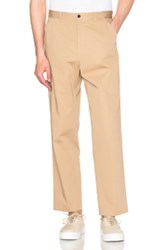 Our Legacy Twill Chinos In Neutrals