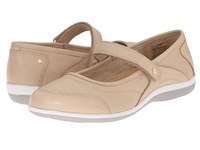Revere Adelaide Taupe Women's Flat Shoes
