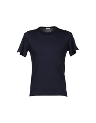 Gold Case By Rocco Fraioli T Shirts Dark Blue