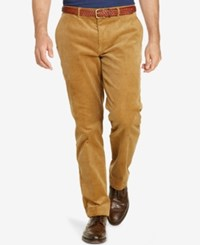 Polo Ralph Lauren Men's Big And Tall Stretch Classic Fit Corduroy Pants Rustic Tan