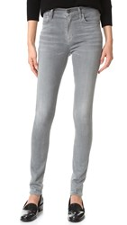 Citizens Of Humanity Rocket High Rise Jeans Silver Lining