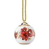 Versace Christmas Blooms Ball Decoration