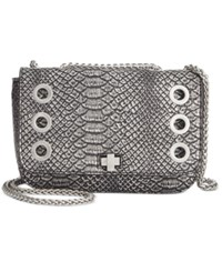 Inc International Concepts Korra Crossbody Only At Macy's Grey