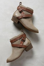 Anthropologie Splendid Holland Ankle Boots Dark Grey