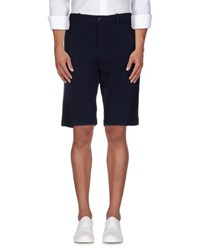 Edwin Trousers Bermuda Shorts Men Dark Blue
