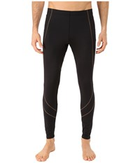 Hot Chillys F8 Performance 8K Tights Black Black Men's Casual Pants