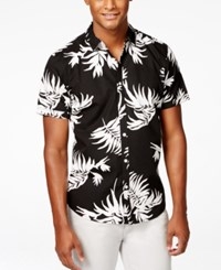 Inc International Concepts Chance Print Short Sleeve Shirt Only At Macy's