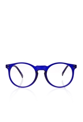 Forever 21 Matte Acrylic Readers Blue