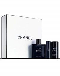 Chanel Limited Edition Bleu Edp Trio Set