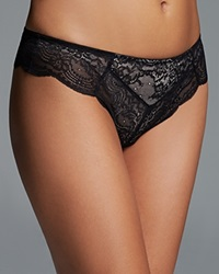 Blush Lingerie Thong Sheer Desire 0228622