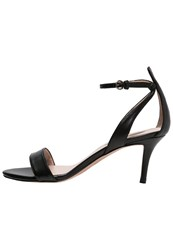Pura Lopez Sandals Black