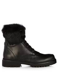 Moncler Patty Ankle Boots Black