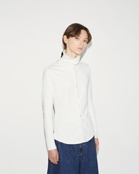 Kapital Turtleneck Shirt White