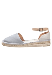 Pier One Espadrilles Blue Light Blue