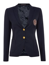Gant Club House Blazer Blue