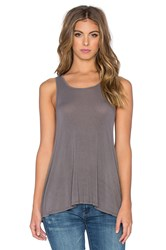 Enza Costa Swing Tank Gray