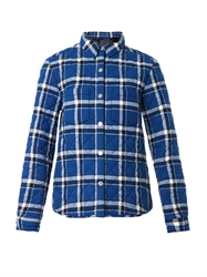 Marc By Marc Jacobs Quilted Plaid Jacket
