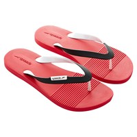 Speedo Saturate Ii Men's Flip Flops Red