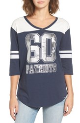 47 Brand Women's 'New England Patriots Legacy' Graphic Tee