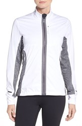Adidas Women's 'Xperior' Softshell Jacket White