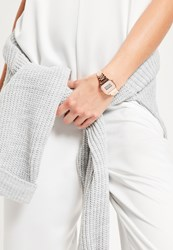 Missguided Rose Gold Digital Watch