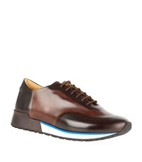 Sutor Mantellassi Samson Whole Cut Leather Sneaker Male