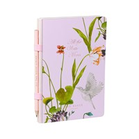 Ted Baker Oriental Bloom Notebook And Pen Small