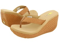 Volatile Cha Ching Tan Women's Sandals