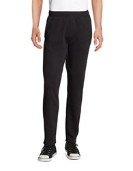 Calvin Klein Performance Terry Pants Black