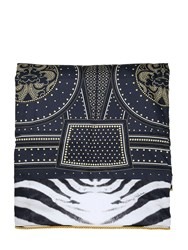 Roberto Cavalli Glamour Collection Cotton Blanket