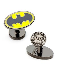 Cufflinks Inc. Batman Bat Signal Enamel Cuff Links