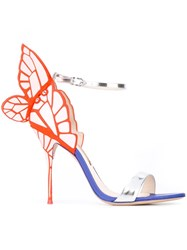 Sophia Webster Butterfly Wings Sandals Multicolour