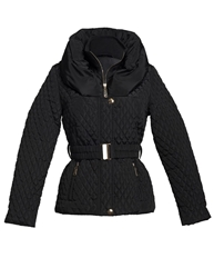 Aftershock Hart Black Hooded Jacket