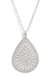 Anna Beck Women's Teardrop Pendant Necklace