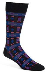 Men's Hot Sox Geometric Socks