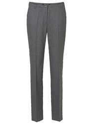 Betty Barclay Tailored Trousers Grey Melange
