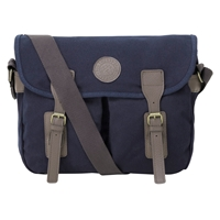 Tog 24 Banbury Canvas Satchel Midnight