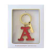 Bombay Duck Initial Keyring