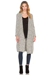 Viktoria Woods Alliance Boyfriend Cardigan Black
