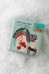 Anthropologie Mistral Holiday Soap Turquoise